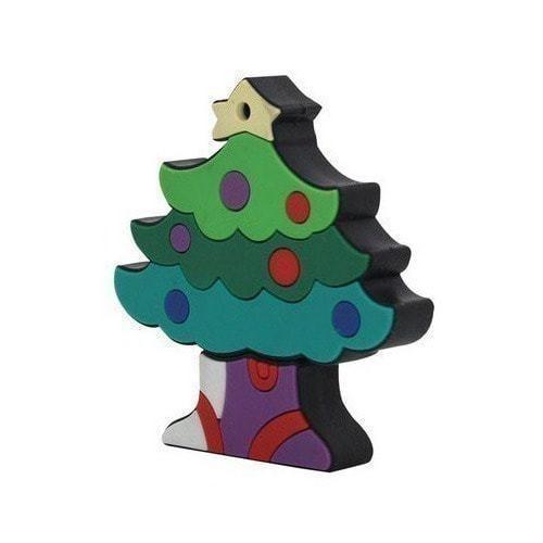 Подарочная флешка. Новогодняя елка (фото, вид 1)