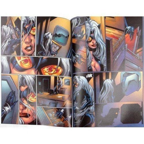 Книга комиксов. Человек-Паук. Том 8. Черная кошка (фото, вид 1)