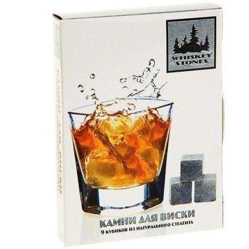 Охлаждающие камни для Виски и других напитков (фото, вид 2)