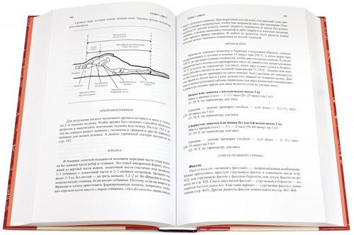 Подарочное издание. Джулия Чайлд. Уроки французской кулинарии (в 2-х томах) (фото, вид 3)