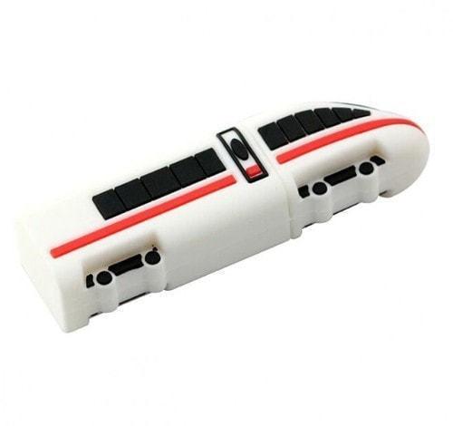 Подарочная флешка. Скоростной поезд (фото, вид 1)