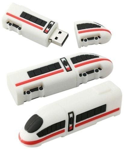 Подарочная флешка. Скоростной поезд (фото, вид 2)
