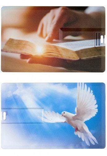 Подарочная флешка. Вера (фото, вид 2)