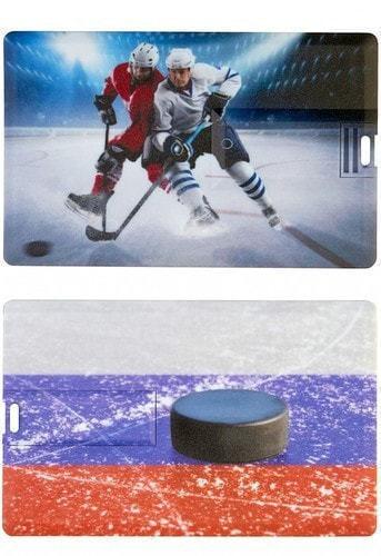 Подарочная флешка. Хоккей (фото, вид 2)