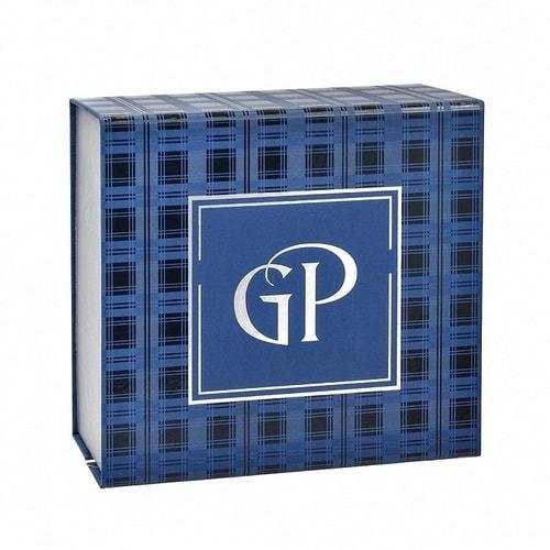 Подарочный набор c подстаканником в футляре (3 предмета). Газпром (фото, вид 6)