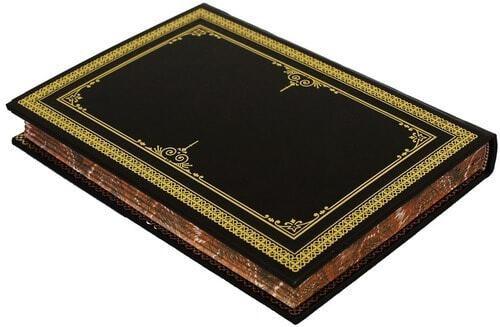 Подарочная книга в кожаном переплете. Петр Великий. Первый русский император (фото, вид 3)