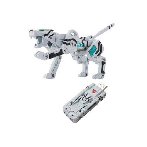 Подарочная флешка. Робот-трансформер. Собака (фото, вид 1)