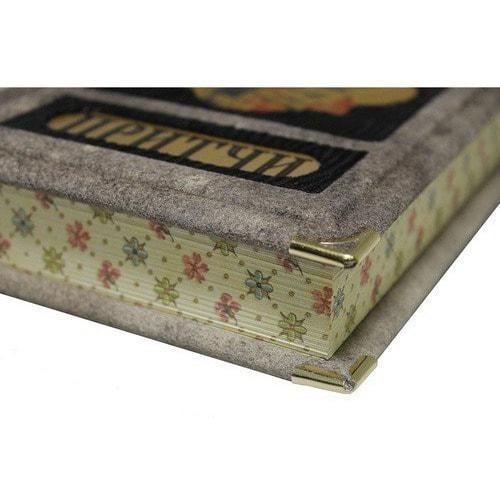Подарочная книга в кожаном переплете. Притчи (фото, вид 4)
