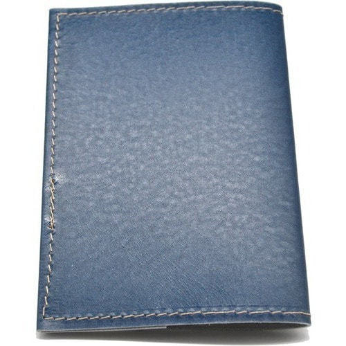 Кожаная обложка на паспорт. Тоторо (фото, вид 3)