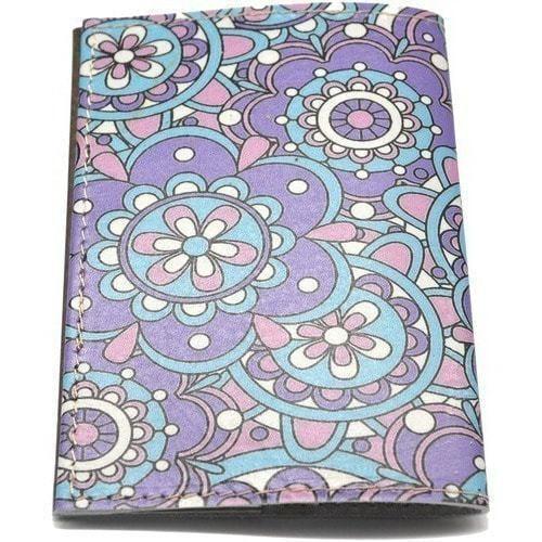 Кожаная обложка на паспорт. Балет (фото, вид 3)