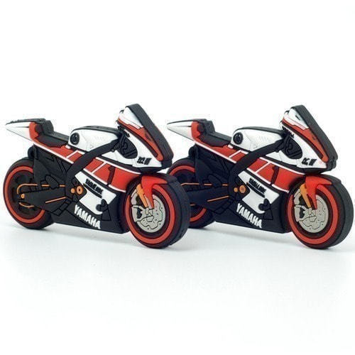 Подарочная флешка. Мотоцикл Yamaha (фото, вид 1)