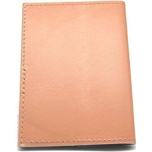 Кожаная обложка на паспорт. Ежик в тумане (фото, вид 7)