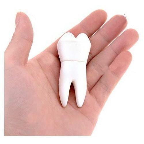 Подарочная флешка. Зуб (фото, вид 4)