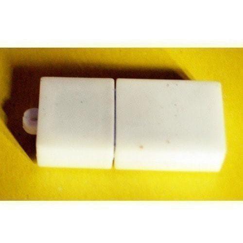 Подарочная флешка. Конструктор Лего. Белый (фото, вид 5)