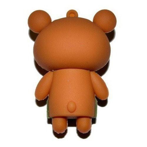 Подарочная флешка. Медвеженок (фото, вид 4)