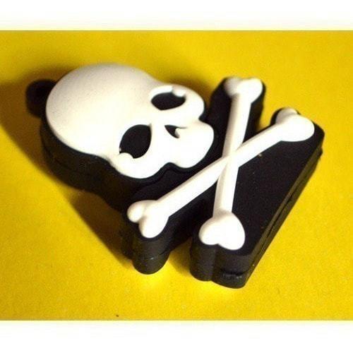 Подарочная флешка. Пиратская метка. Веселый роджер (фото, вид 4)