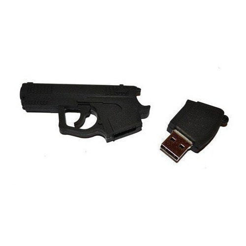 Подарочная флешка. Пистолет (фото, вид 4)