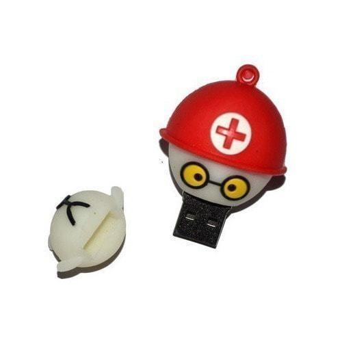 Подарочная флешка. Доктор (фото, вид 3)