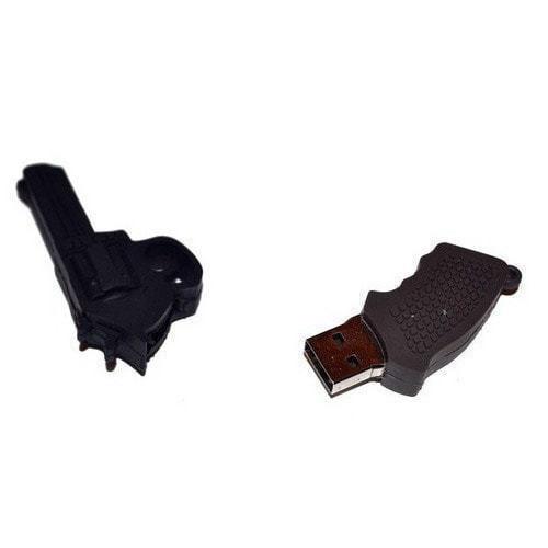 Подарочная флешка. Револьвер (фото, вид 4)