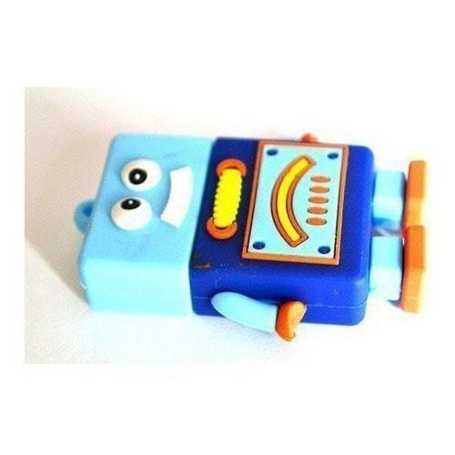 Подарочная флешка. Робот (фото, вид 6)