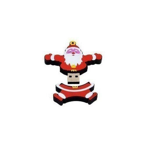 Подарочная флешка. Санта-Клаус (фото, вид 2)