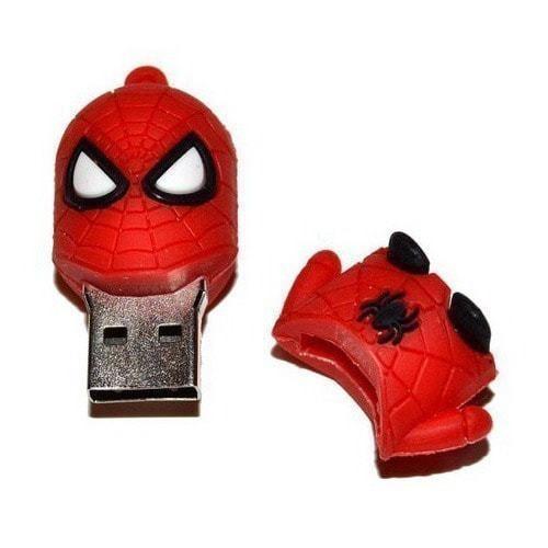 Подарочная флешка. Супергерои. Человек-паук (фото, вид 3)