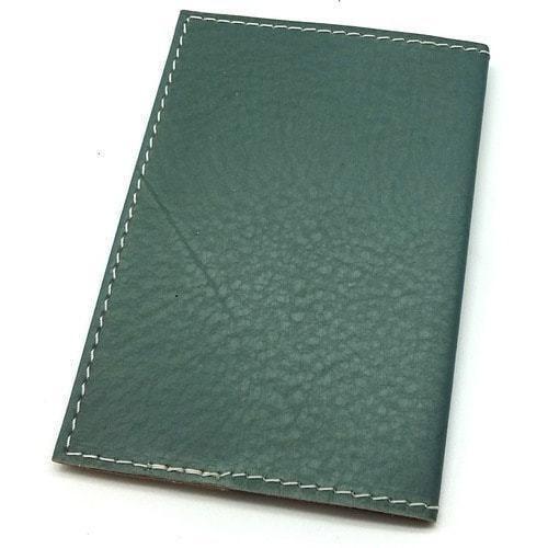 Кожаная обложка на паспорт. Кошки (фото, вид 2)