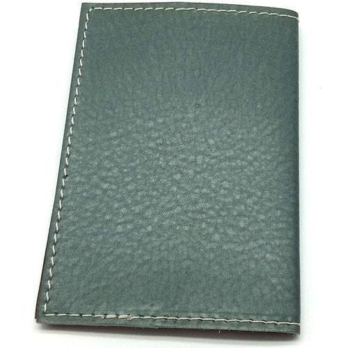 Кожаная обложка на паспорт. Жил-был пес. Волк (фото, вид 2)