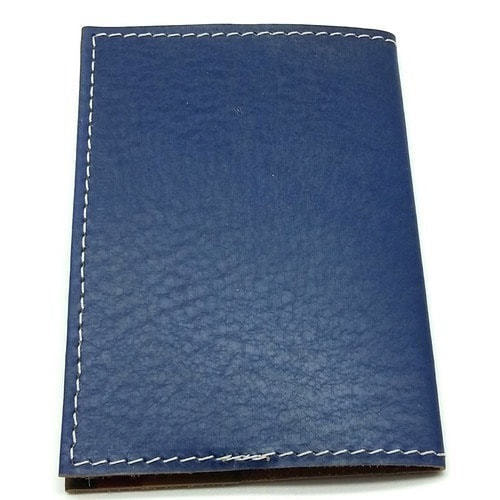 Кожаная обложка на паспорт. Гомер Симпсон в тату (фото, вид 2)