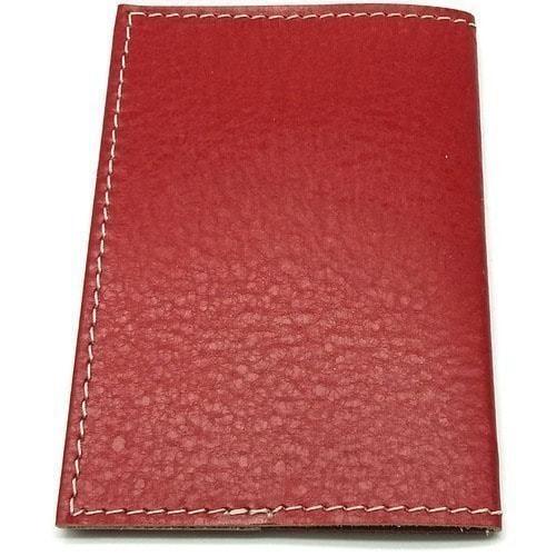 Кожаная обложка на паспорт. Че Геварра (фото, вид 2)