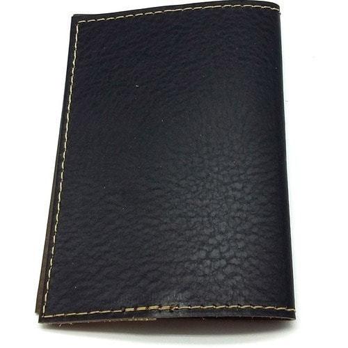 Кожаная обложка на паспорт. Дарт Вейдер - Будда (фото, вид 2)