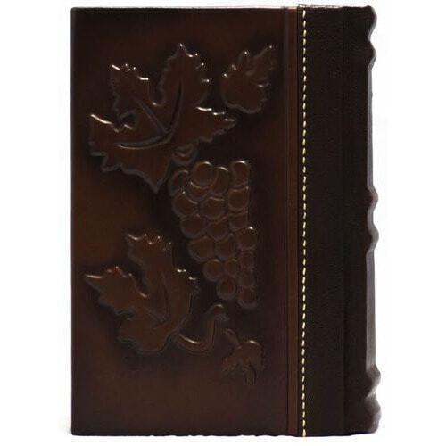 Подарочная книга в кожаном переплете. Винный гид покупателей (фото, вид 6)