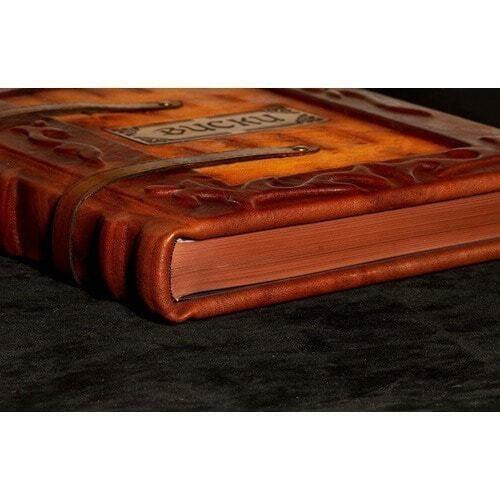 Подарочная книга в кожаном переплете. Виски. Полный всемирный путеводитель (фото, вид 12)