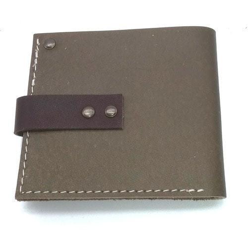 Кожаный кошелек. Ежик в тумане (фото, вид 1)