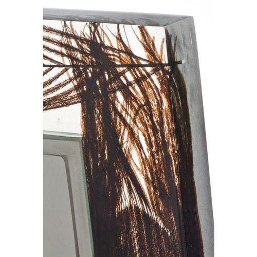 Подарочная фоторамка. Перья (под фото 10х15 см) (фото, вид 1)