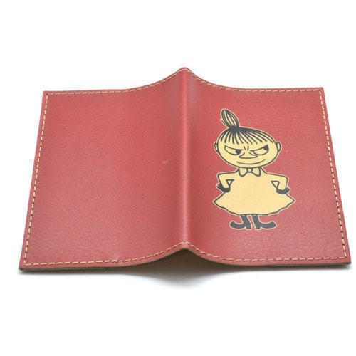 Кожаная обложка на паспорт. Девочка (фото, вид 1)
