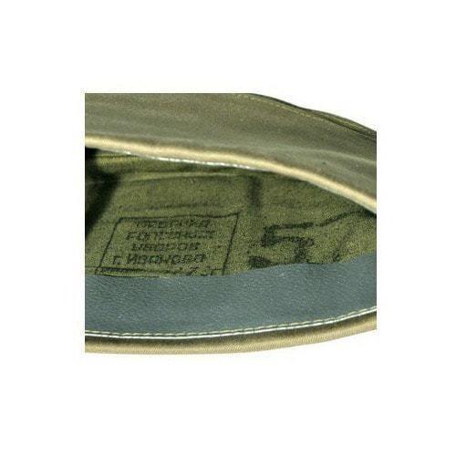 Пилотка старого образца с эмалевой звездой (фото, вид 1)