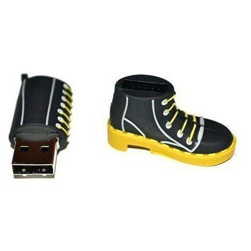 Подарочная флешка. Сапог на шнуровке (фото, вид 2)