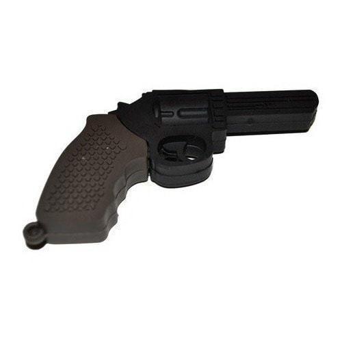 Подарочная флешка. Револьвер (фото, вид 3)