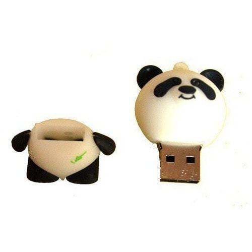 Подарочная флешка. Панда (фото, вид 1)