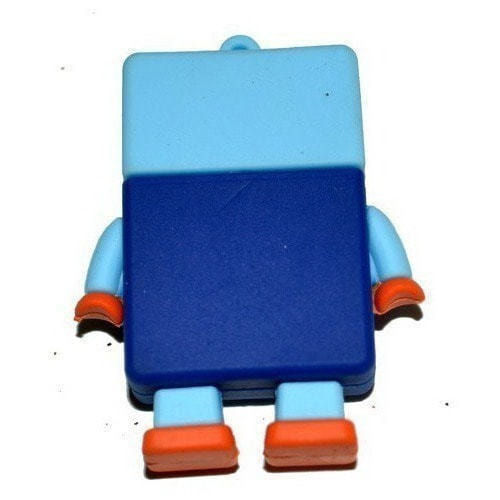 Подарочная флешка. Робот (фото, вид 2)