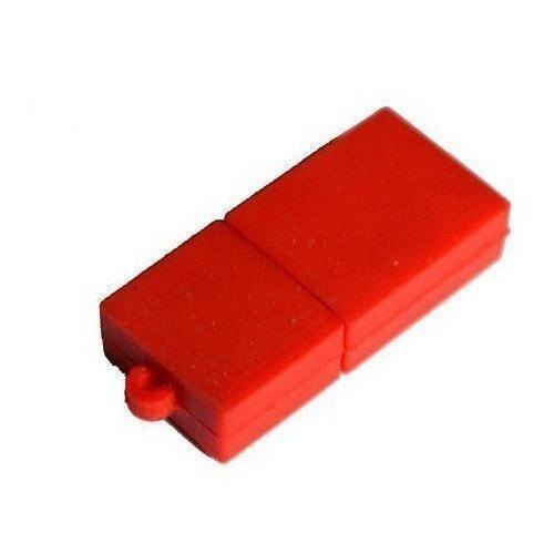 Подарочная флешка. Конструктор Лего. Красный (фото, вид 2)