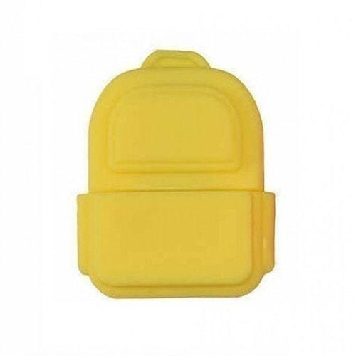 Подарочная флешка. Рюкзак (цвет желтый) (фото, вид 2)