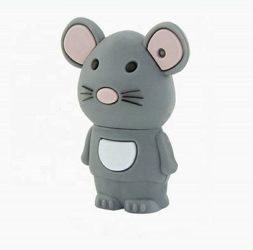 Подарочная флешка. Мышонок (фото, вид 2)