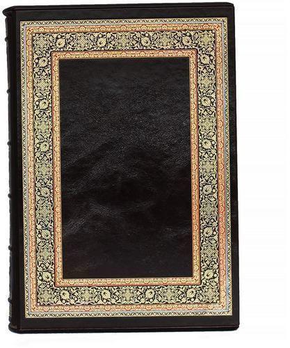 Подарочная книга в кожаном переплете. История Армении (в футляре) (фото, вид 5)