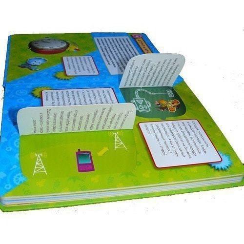Книжка с окошками. Фиксики. Что внутри? (фото, вид 3)