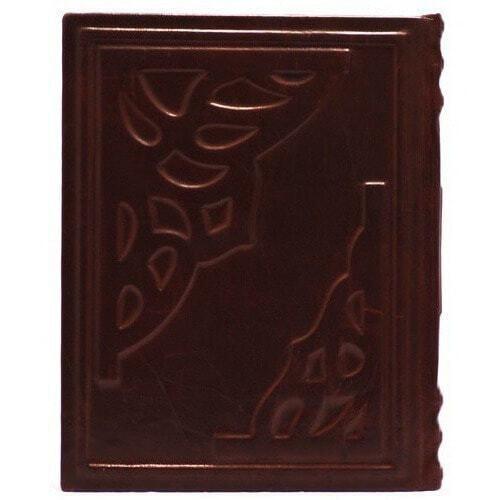 Подарочная книга в кожаном переплете. Дом Романовых (фото, вид 4)