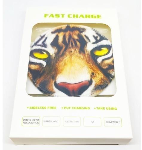 Беспроводное зарядное устройство. Тигр (фото, вид 4)