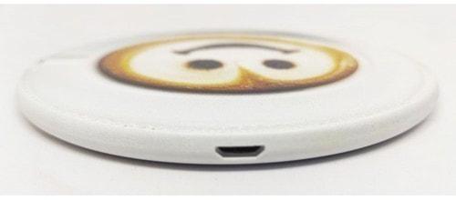 Беспроводное зарядное устройство. Чашка кофе (фото, вид 3)