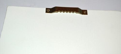 Настенное панно. Морские коньки (20 х 20 см) (фото, вид 4)